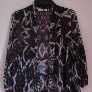 Cato coverup wrap Women's Size Large